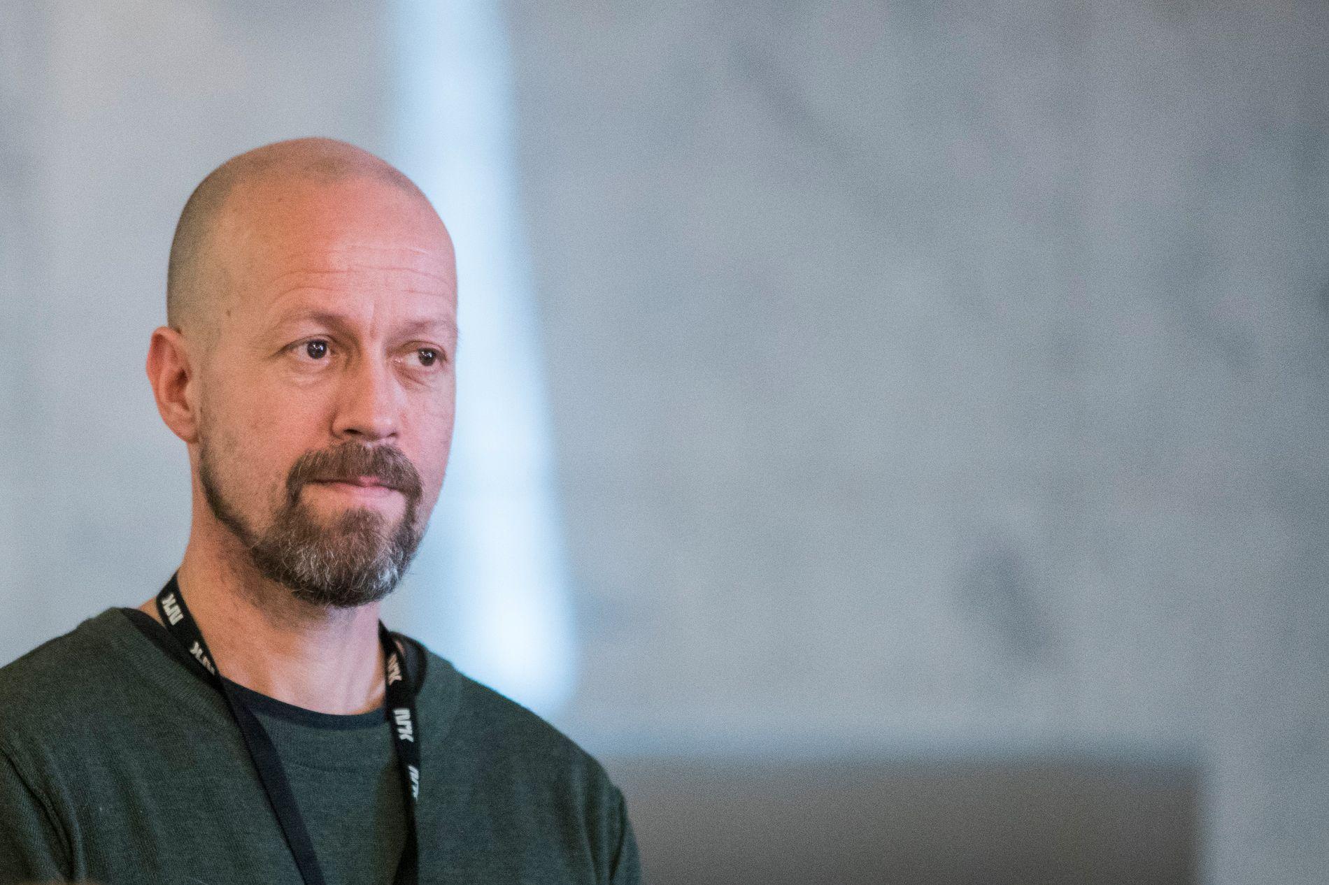 TAR KRITIKK: Etikkredaktør i NRK, Per Arne Kalbakk.