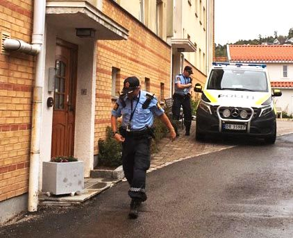 ETTERFORSKNING: Siktelsen mot kvinnen som skal ha hensatt mannen som døde i Drøbak i hjelpeløs tilstand, er blant annet basert på opplysninger fra et vitne som er nabo av mannen.