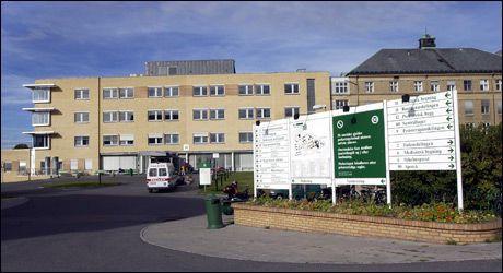 LEGGES NED: Aker sykehus. Foto: Scanpix
