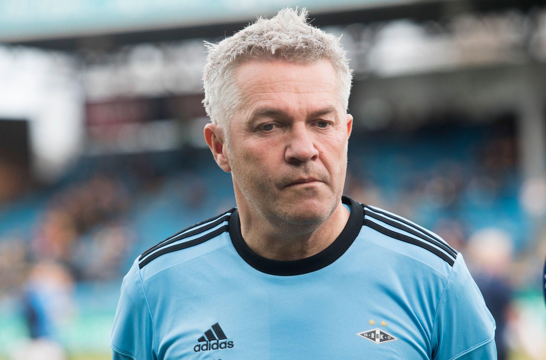 KOMMER STERKERE TILBAKE: Kåre Ingebrigtsen er ikke i tvil. Nicklas Bendtner er ikke typen som legger seg ned fordi drømmen om VM med Danmark ble knust.