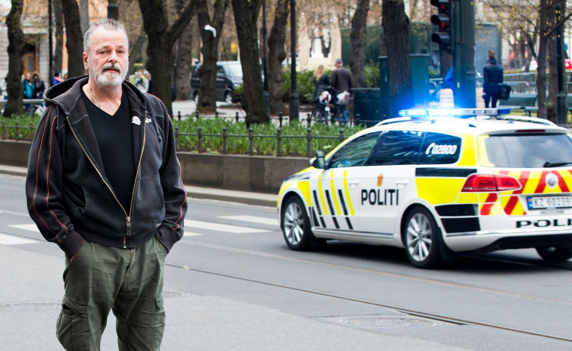 GALSKAP: Korrupsjonstiltalte Erik Jensen langer ut mot politiet i Bergen, og mener ledelsens håndtering av narkotikasaker nesten ikke er til å tro.