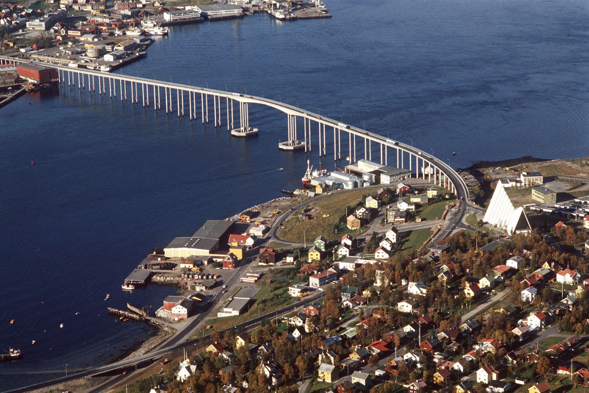 BOMPENGEOPPRØRET HAR SPREDT SEG: I Tromsø får bompengepartiet 9,1 prosent oppslutning på VGs siste måling.