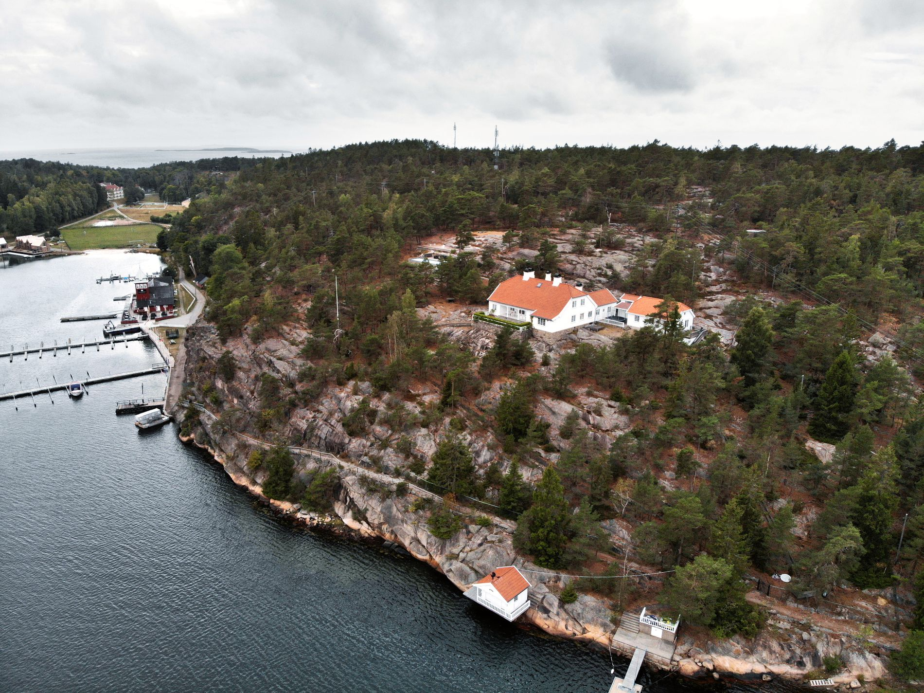 Blokberg near Hankø is estimated at NOK 35 million.