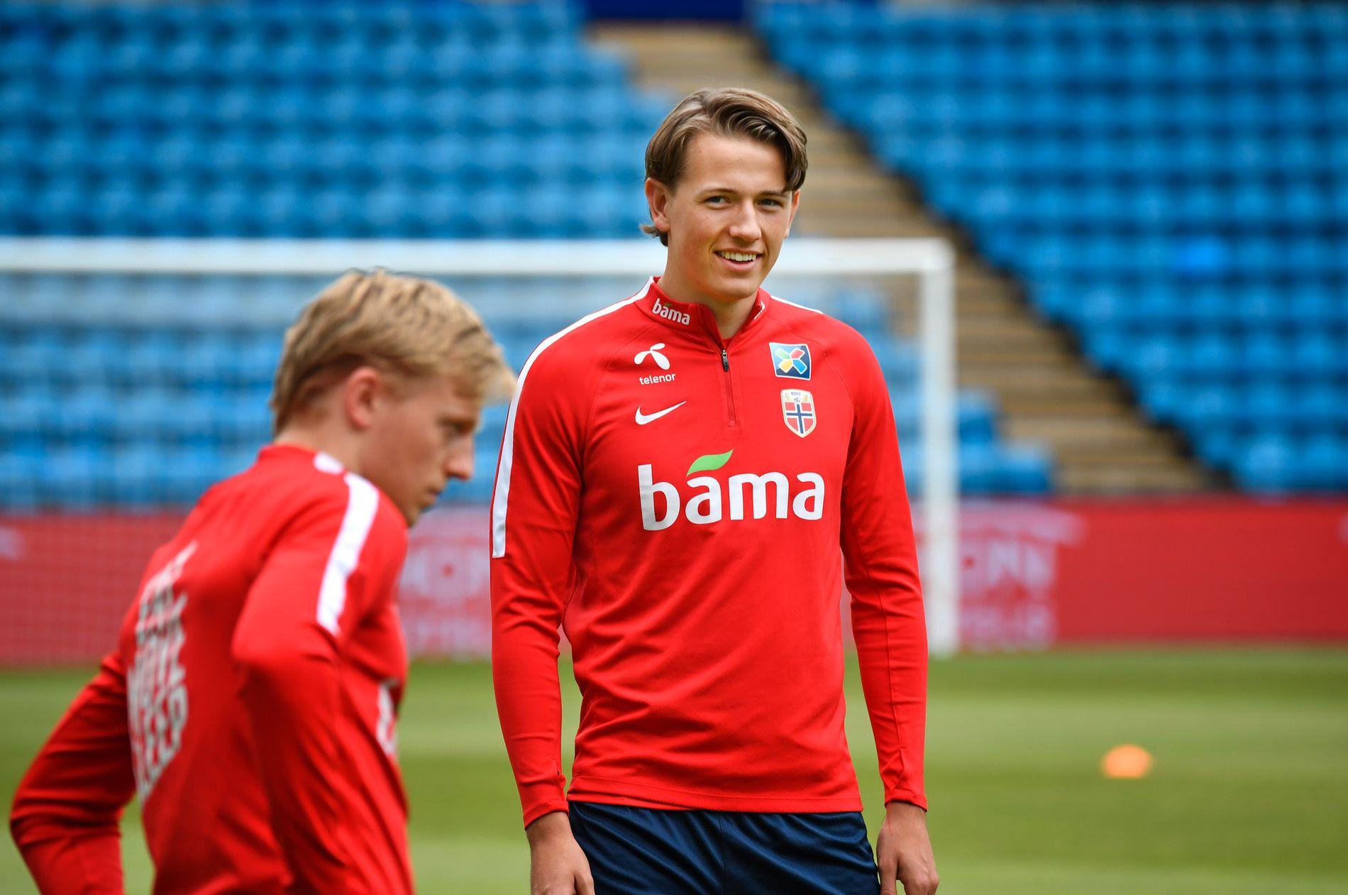 TAR EN SPANSK EN? Til tross for et syv måneder langt skadeavbrekk, er Sander Berge fortsatt like ettertraktet blant spanske toppklubber.