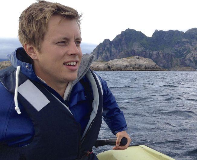 SKRIVER MASTER: Jakob Bentzen (27) er i ferd med å ta master i bioteknologi ved NTNU.