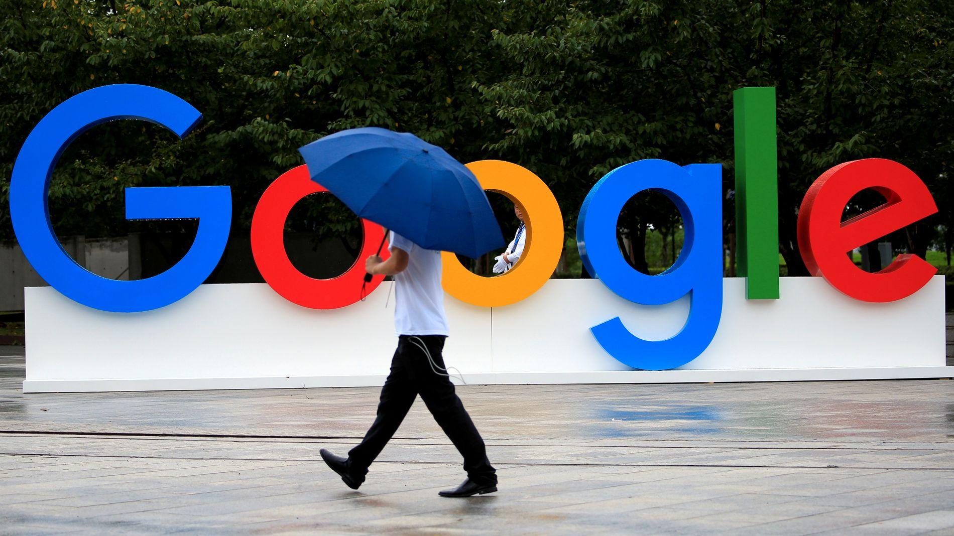 GOOGLE SLITER: Svartelistingen av kinesiske Huawei kan skape trøbbel for teknologikjempen Google, som eies av Alphabet, mener teknologikonsulent Salvador Baille.