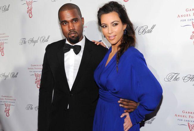 RIK NOK?: Hiphop-stjernen Kanye West - her sammen med kona Kim Kardashian - skal ha takket nei til en superlønn som kunne ha gitt han tretti millioner kroner for kun ni konserter.