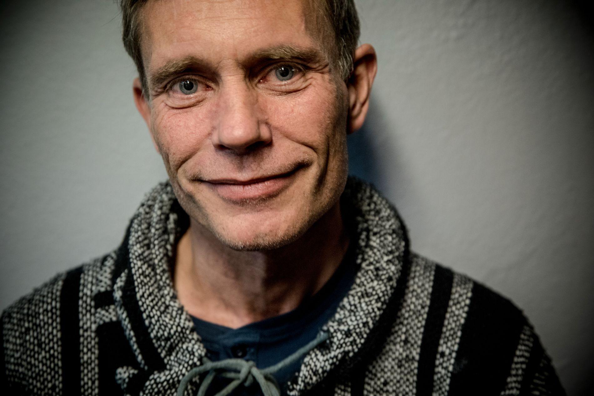 REFORM-GLEDE: Arild Knutsen gleder seg over utviklingen i ruspolitikken.