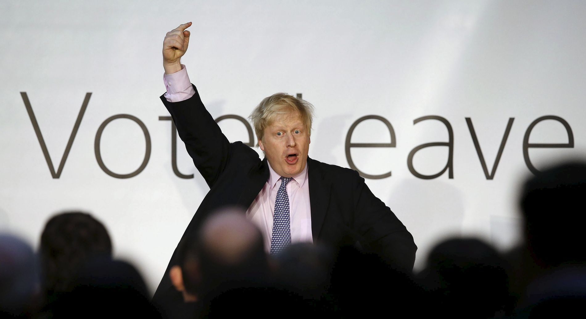 PERSONLIGHET: – Boris Johnson, ute av britisk politikk, eller potensiell ny statsminister?