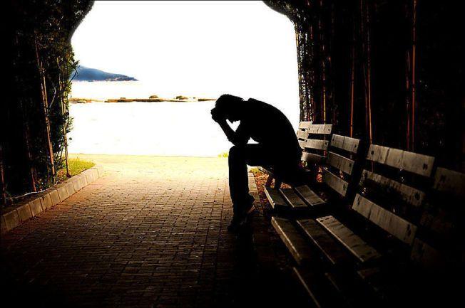 VANLIGSTE DØDSÅRSAK: Blant unge under 25 år, står selvmord for de fleste dødsfall.