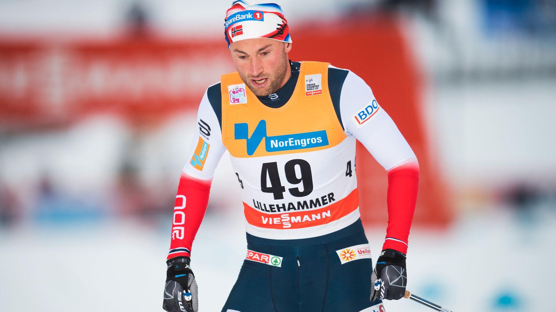 ELENDIG OL-SESONG SÅ LANGT: Petter Northug virker ikke å komme seg til OL i Sør-Korea, som begynner om under én måned.