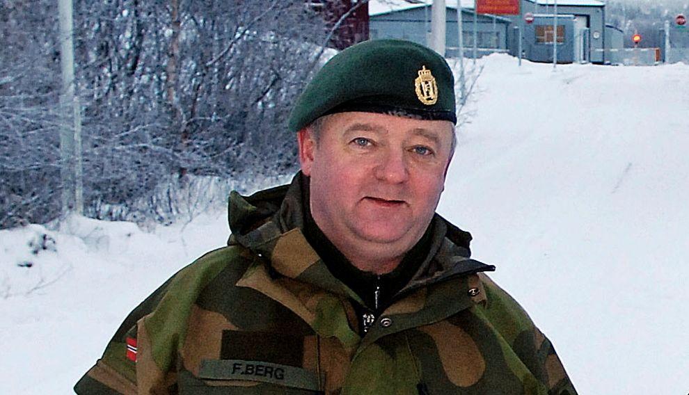 SPIONSIKTET: Norske Frode Berg ble pågrepet på åpen gate og varetektsfengslet i Moskva 6. februar.