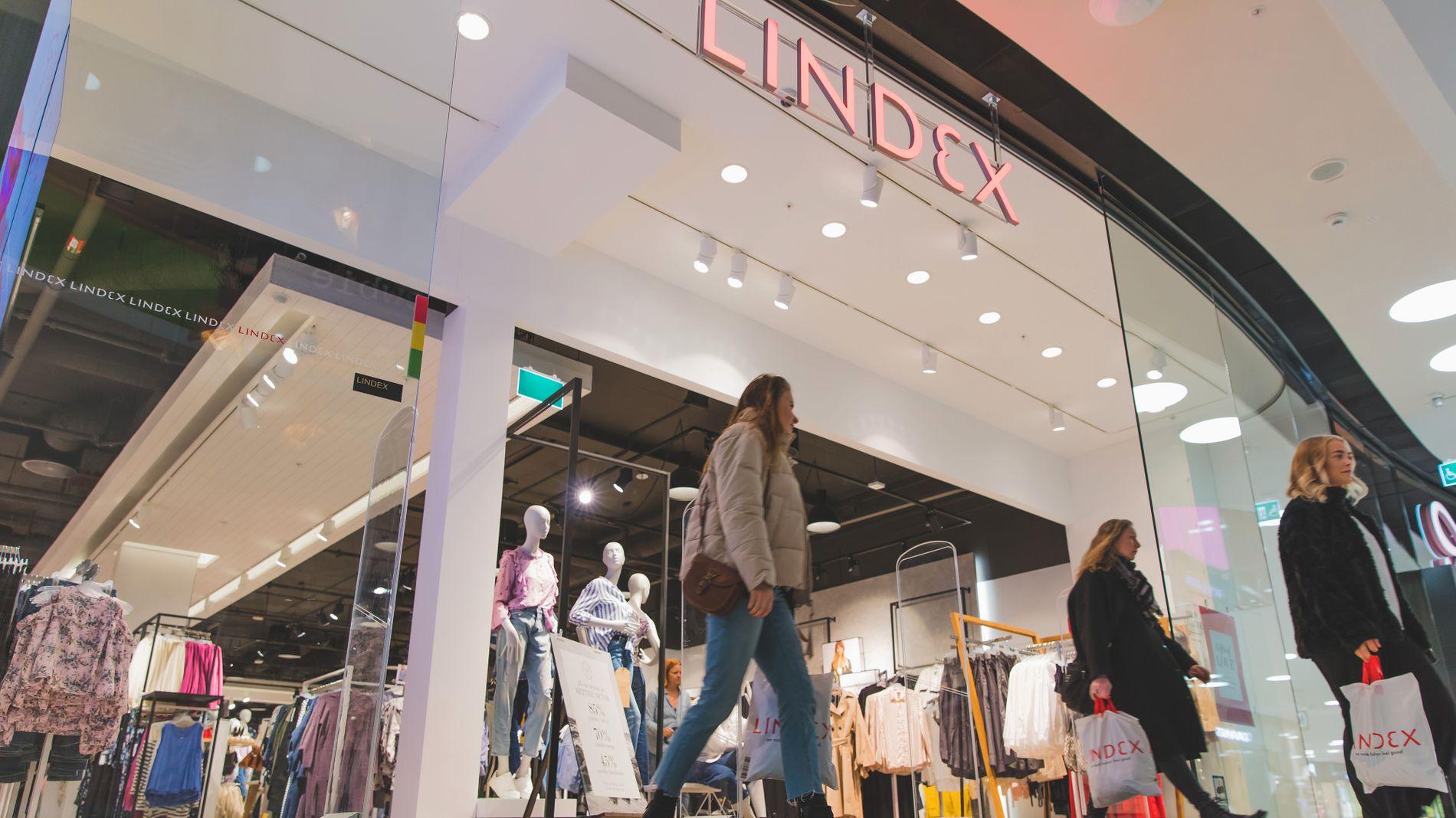KAN BLI SOLGT: Finske Stockmann vil vurdere alternativer for kleskjeden Lindex, og et salg er ett slikt alternativ.