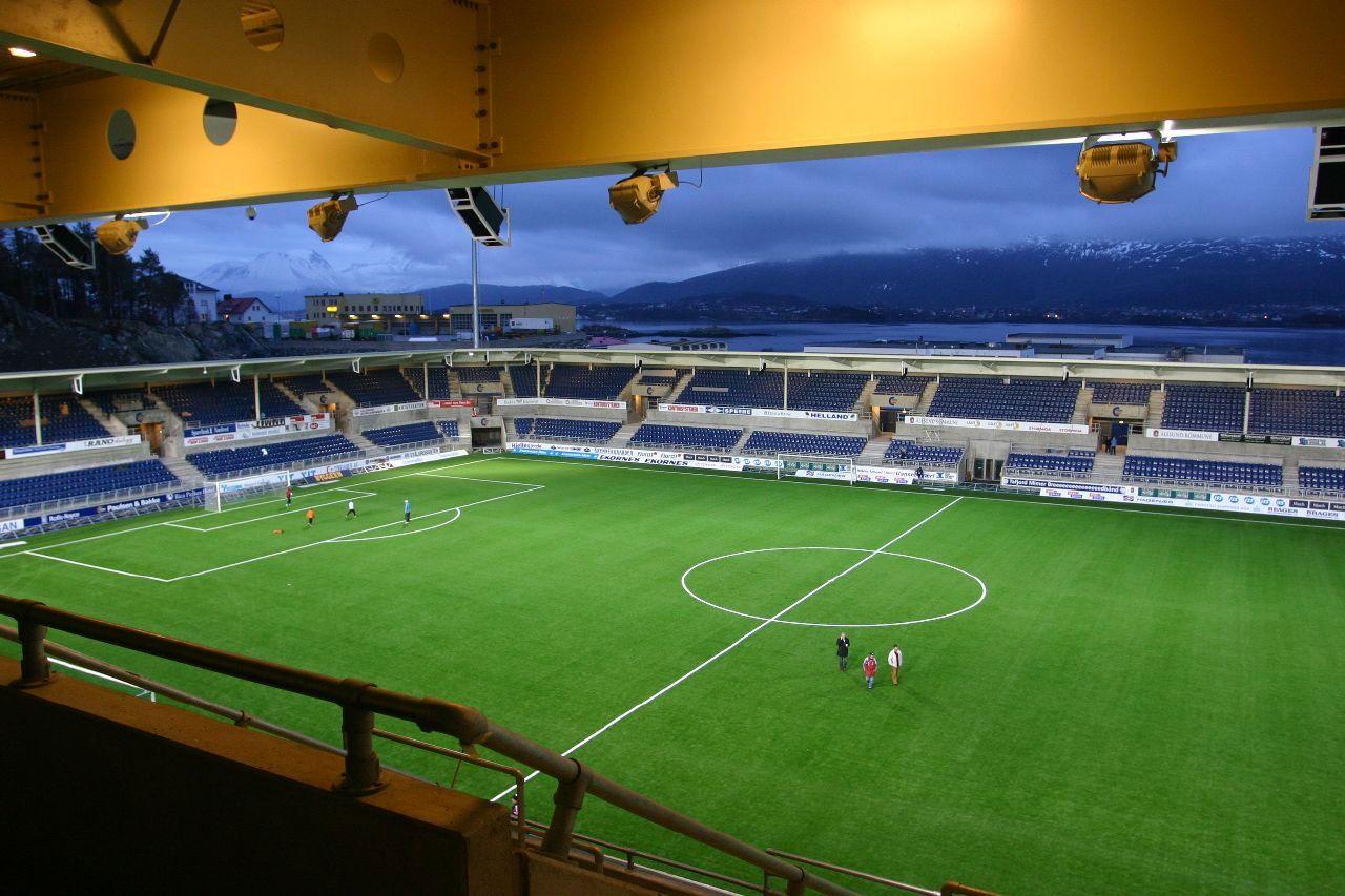 Color Line Stadion, Ålesund.Foto: Wikipedia