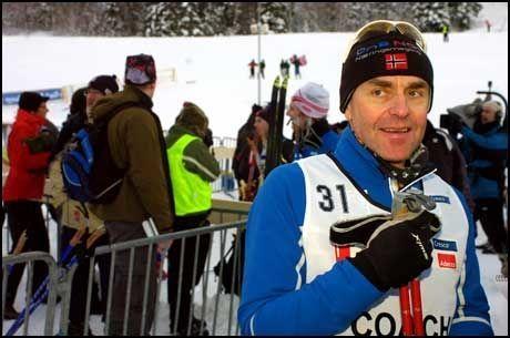 OVERTAR SVERIGE: Arild Monsen fikk nylig sparken i Canada. Foto: Geir Otto Johansen