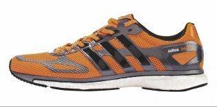 1b9a228b Adidas Adizero Adios BoostPris: 1500 kronerVekt: 230 gram (herre), 187 gram  (dame)Vurdering: Dette er ikke den lettelse konkurranseskoen på markedet,  ...