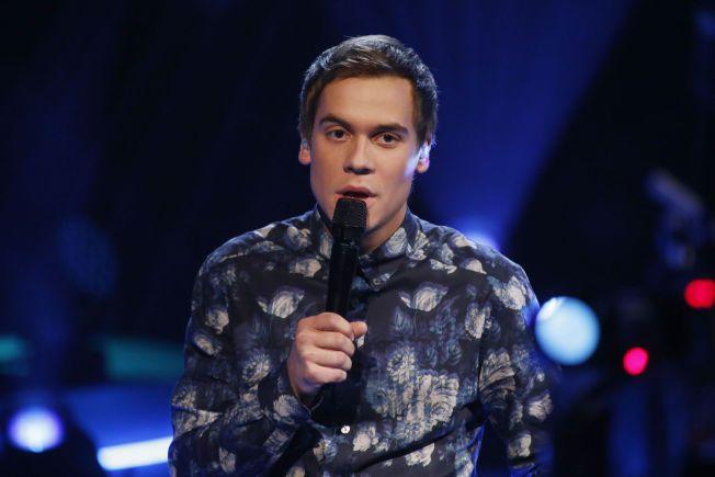 GODKJENT: Ingvar Olsens «Idol»-singel. Foto: NTB SCANPIX