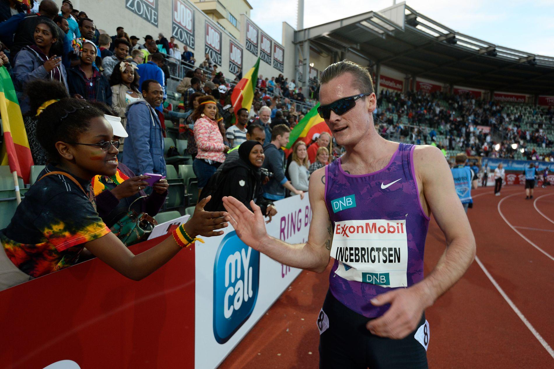 DOPINGMISTENKT: Henrik Ingebrigtsen skal ha stått på en liste over utøvere IAAF har testet ekstra nøye.