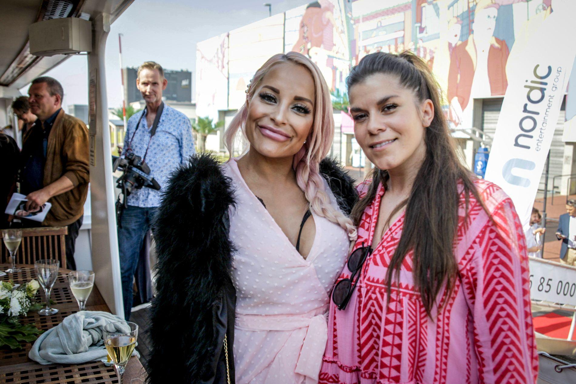 SAMME SERIE: Linni Meister og Kristin Gjelsvik er begge med i den nye TV-serien «Kjendismødre» som kommer til høsten på Viafree og TV3.