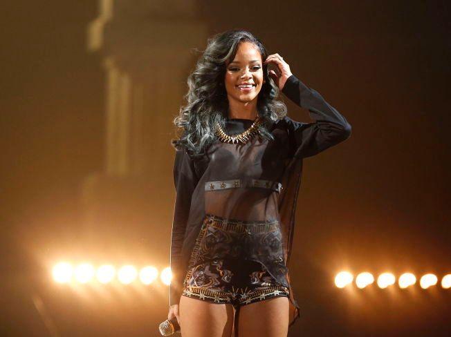 NORGESVENN: Tre år etter at Rihanna sto på scenen i Telenor Arena kommer hun tilbake.