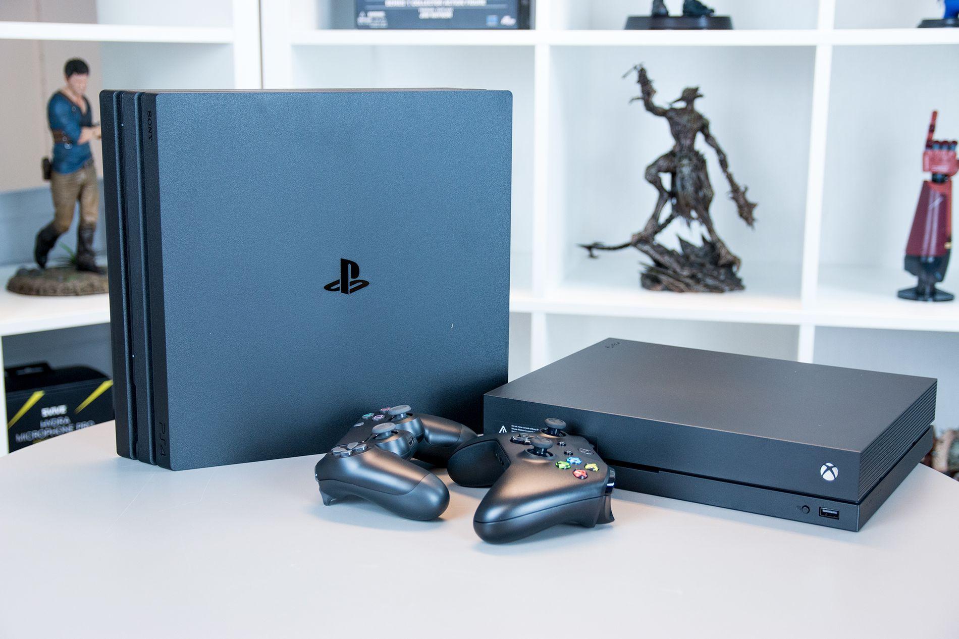 Enten du går for en PS4 Pro eller en Xbox One X, får du mest ut av maskinvaren med en TV som støtter 4K og HDR.