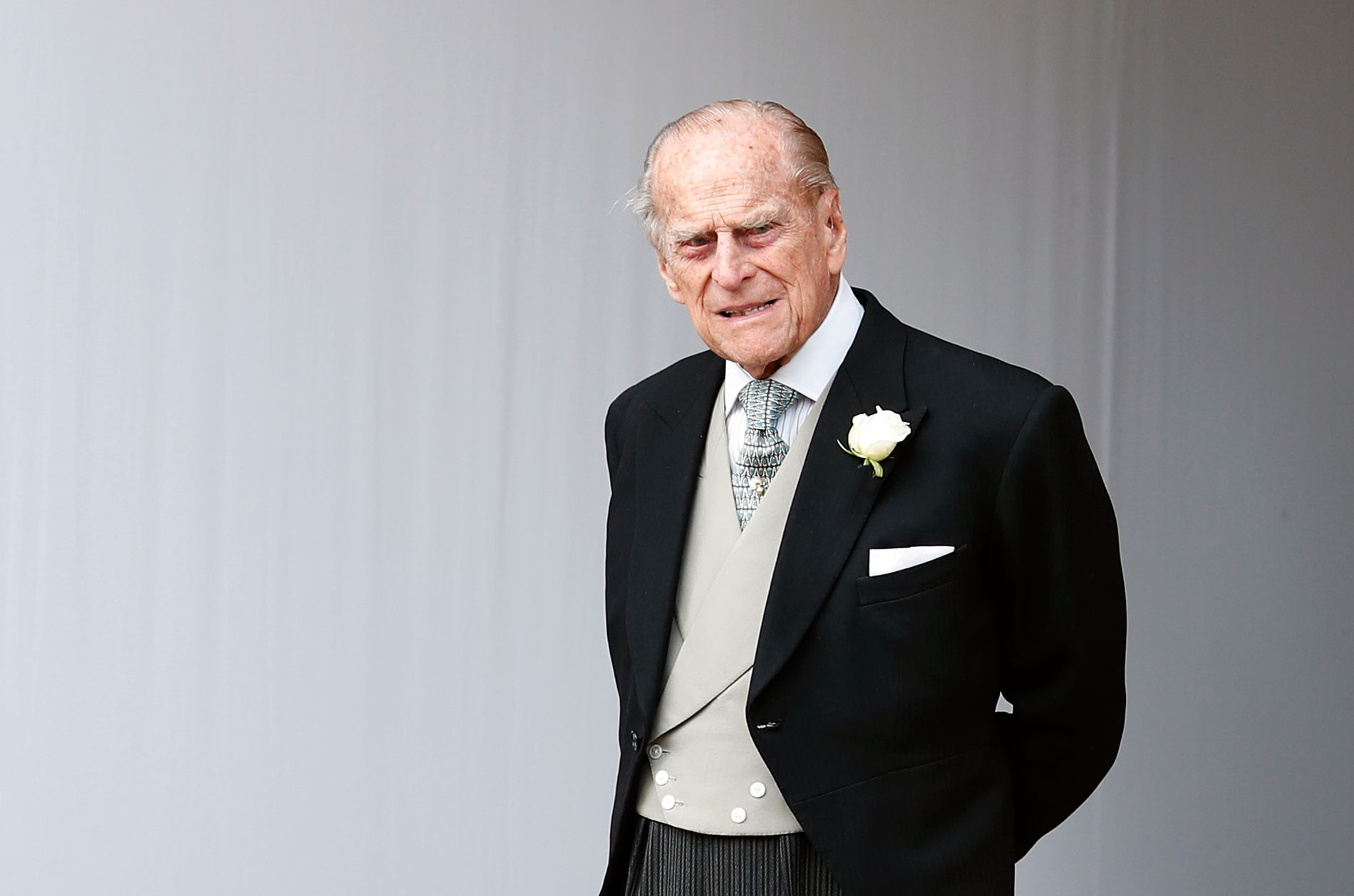 BEKLAGER: Prins Philip har beklage til kvinnen som ble skadet i bilulykken tidligere i januar.