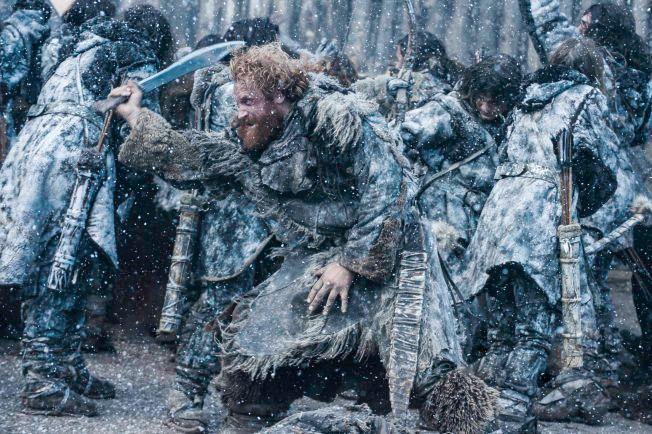 TOPPER LISTEN: I september ble «Game of Thrones» årets store Emmy-vinner med flere priser - blant annet den gjeveste for «Beste drama».