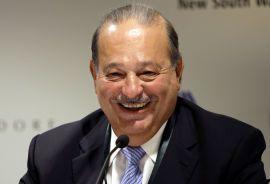 NUMMER TO: Carlos Slim Helú.