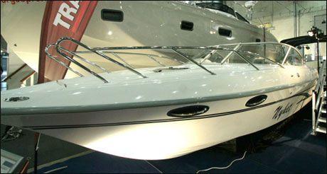100 PROSENT NORSK: Aquamarine 730 Sport. Foto: Jørn Finsrud/Båtliv
