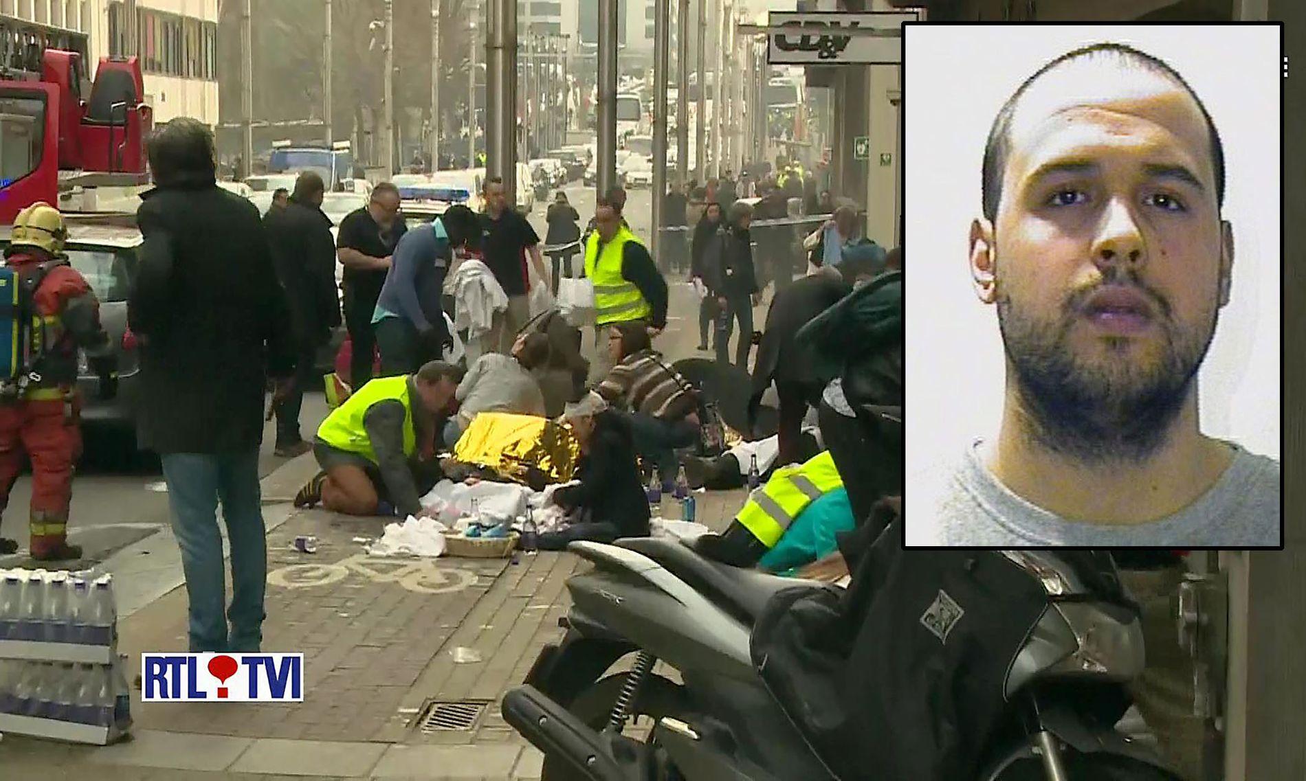 KUNNE BLITT FENGSLET: Khalid El Bakraoui, en av gjerningsmennene bak terrorangrepet i Brussel.