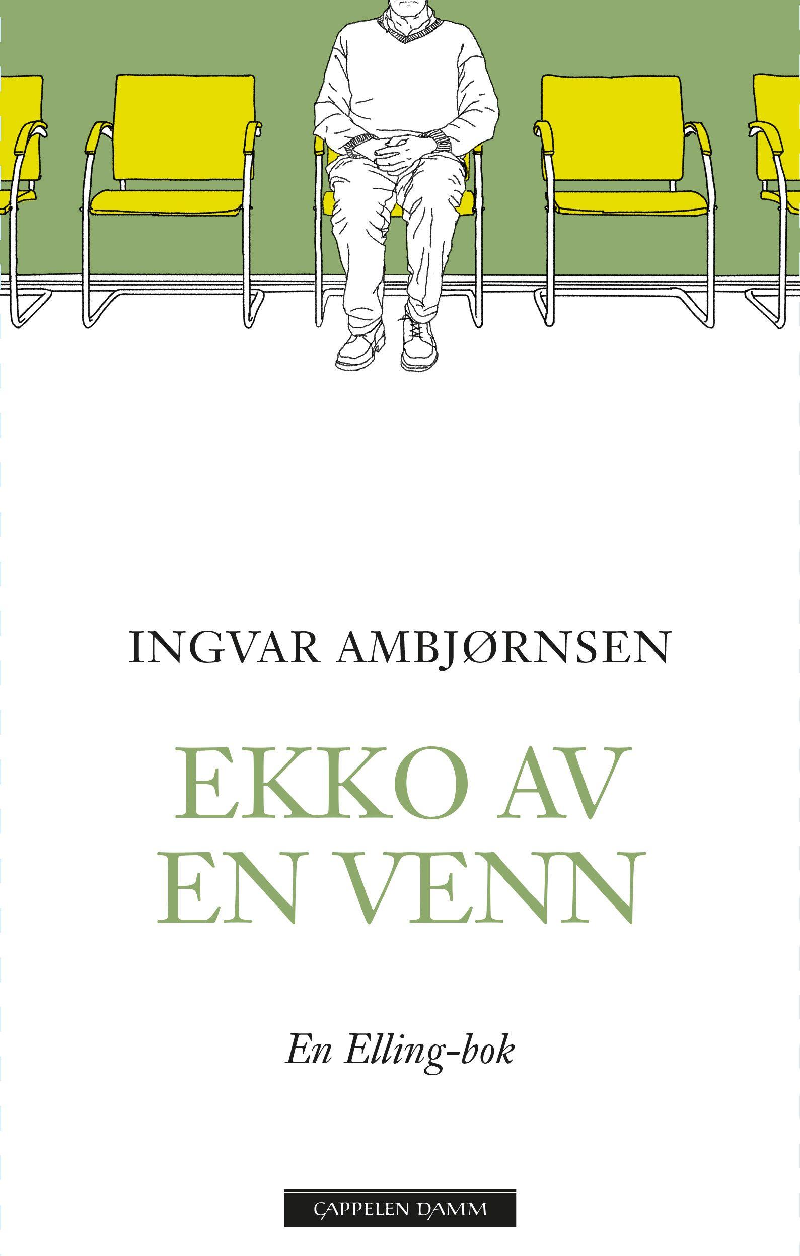 KOMMER I MAI: Den femte boken om Elling kommer allerede i mai.