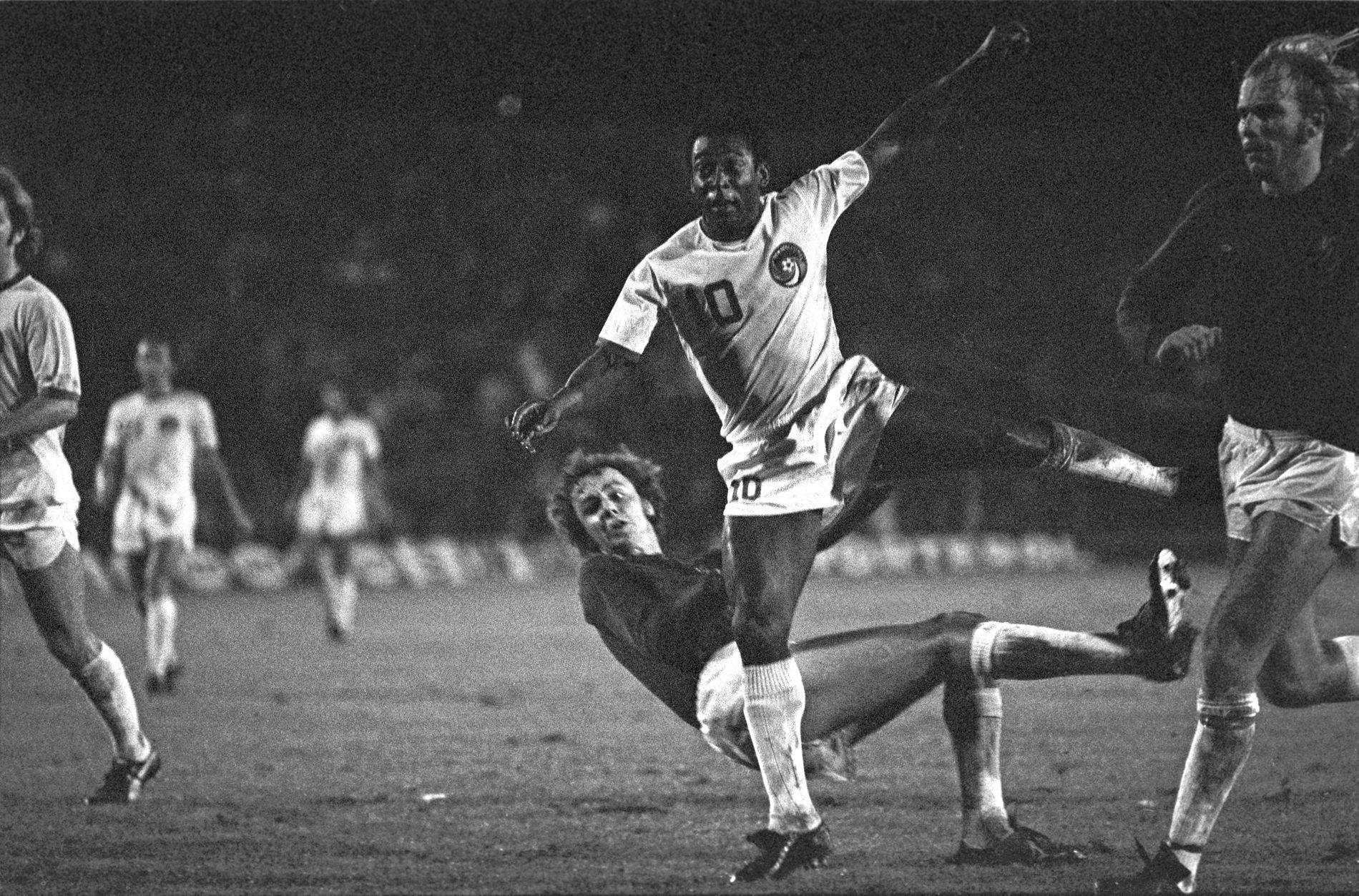 Legenden over alle legender: Pelé.