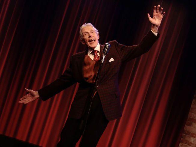 RADIOSTEMME: Dubard er nok for nordmann flest kjent som programvert i «Ønskekonserten» på NRK.