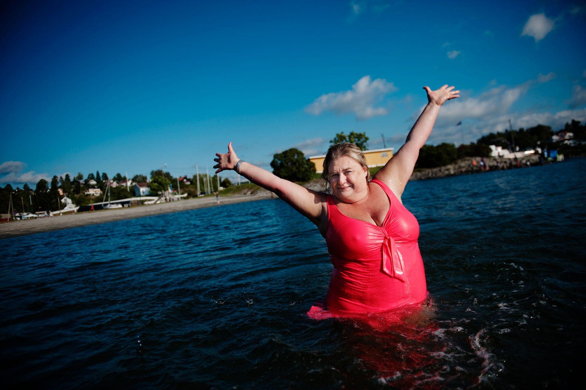 STJERNE: Hilde Skovdahl var populær deltager i flere sesonger.