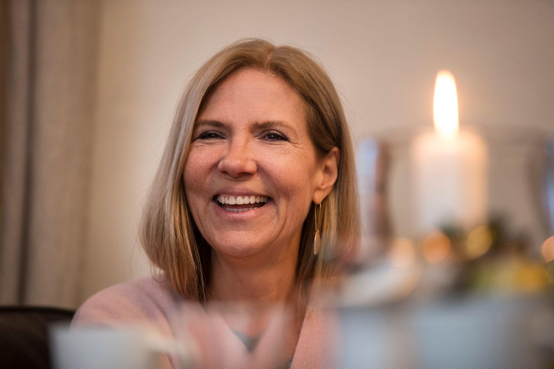 IKKE SÆRLIG SEXY: VG møter Liza Marklund i Stockholm - og hun beskriver sitt nye liv slik: - Det er ikke særlig sexy, ikke særlig spennende, men jeg elsker det.
