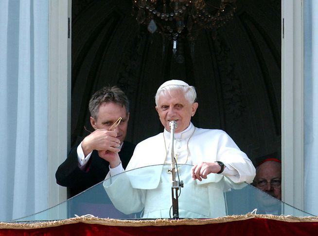NYTENKER? – Hvordan tenker den katolske kirke om skjærsilden i dag? Ja, det kommer litt an på hvem du spør. En som har levert en radikal nytenkning av temaet, er den katolske teologen Joseph Ratzinger, senere kjent som pave Benedikt XVI.