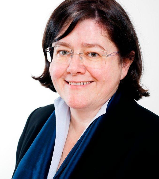 FYLKESORDFØRER: Anette Solli (H) i Akershus.