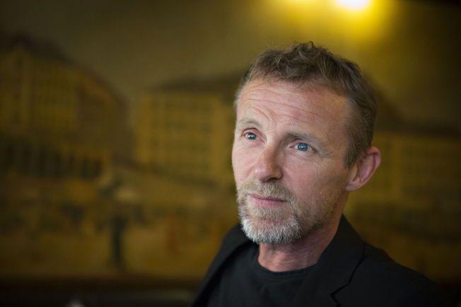 NY BOK OG LEIEMORDER: Forfatter Jo Nesbø.