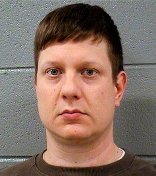 SIKTET: Politibetjent Jason Van Dyke i Chicago-politiet.