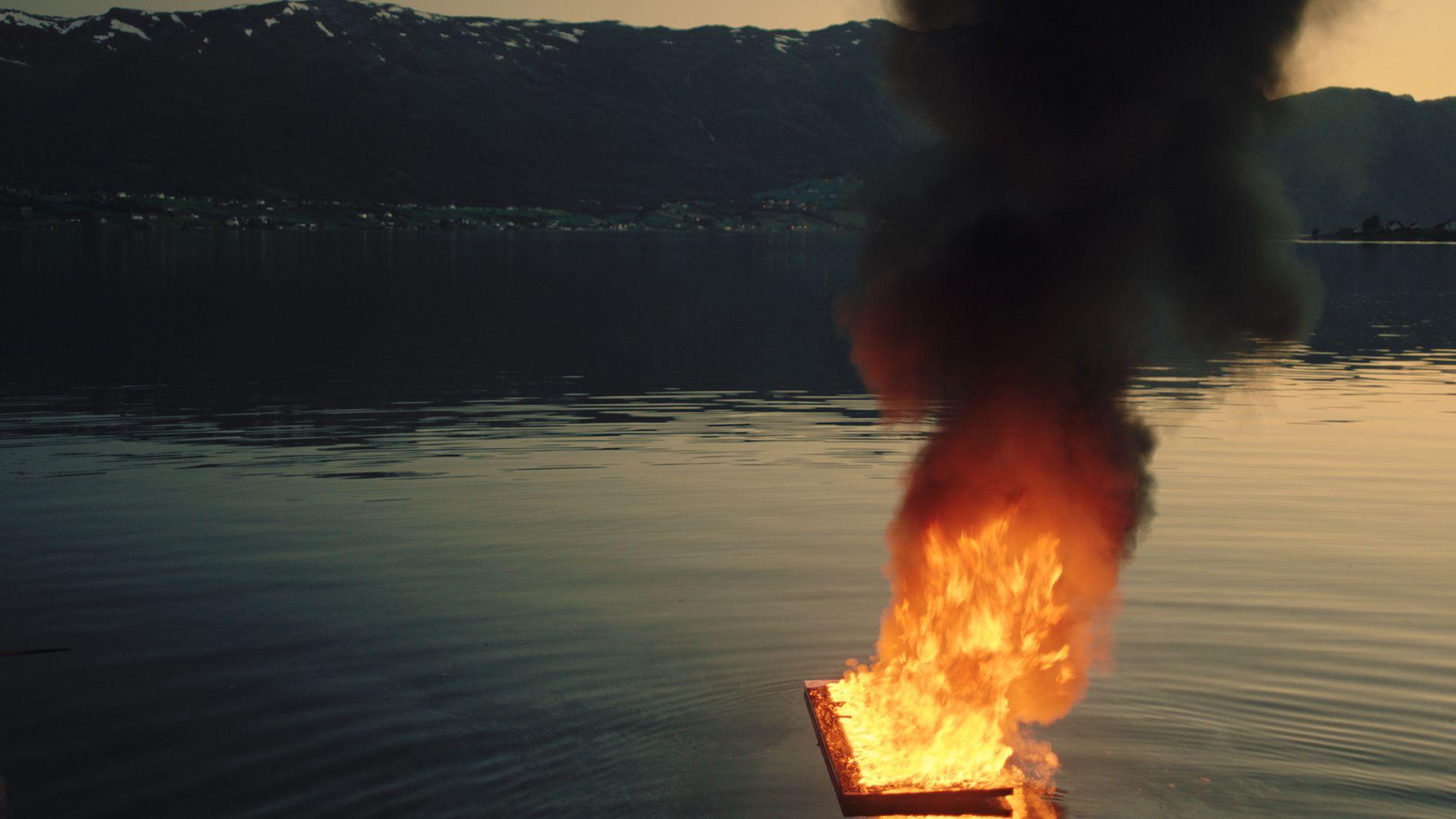 PREMIERE: Slik markedsføres «Skam»-oppfølgeren «Lovleg» som har fått premiere på søndag.