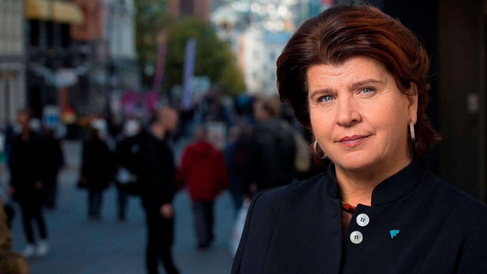 GREP MOT DYR KREDITT: Direktør Randi Flesland i Forbrukerrådet