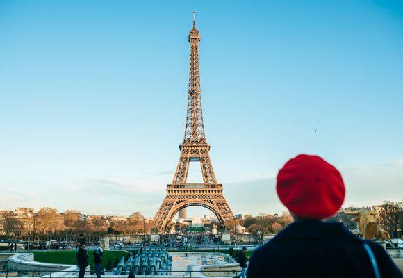 Bo som en pariser