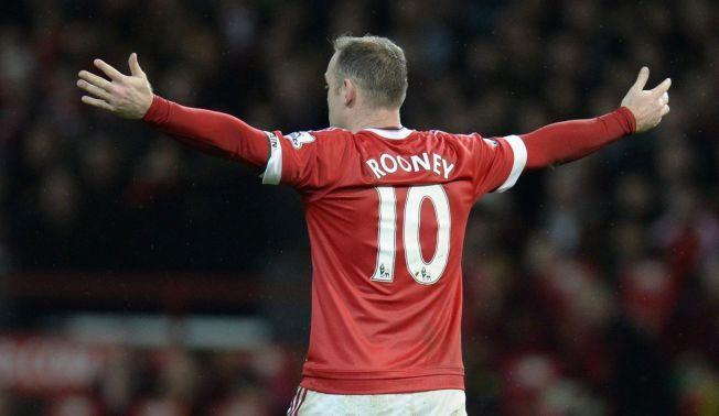 9214592c PÅ POENGJAKT: Manchester United og Wayne Rooney står med to strake tap i Premier  League og fire kamper uten seier. Foto: Oli Scarff , Afp