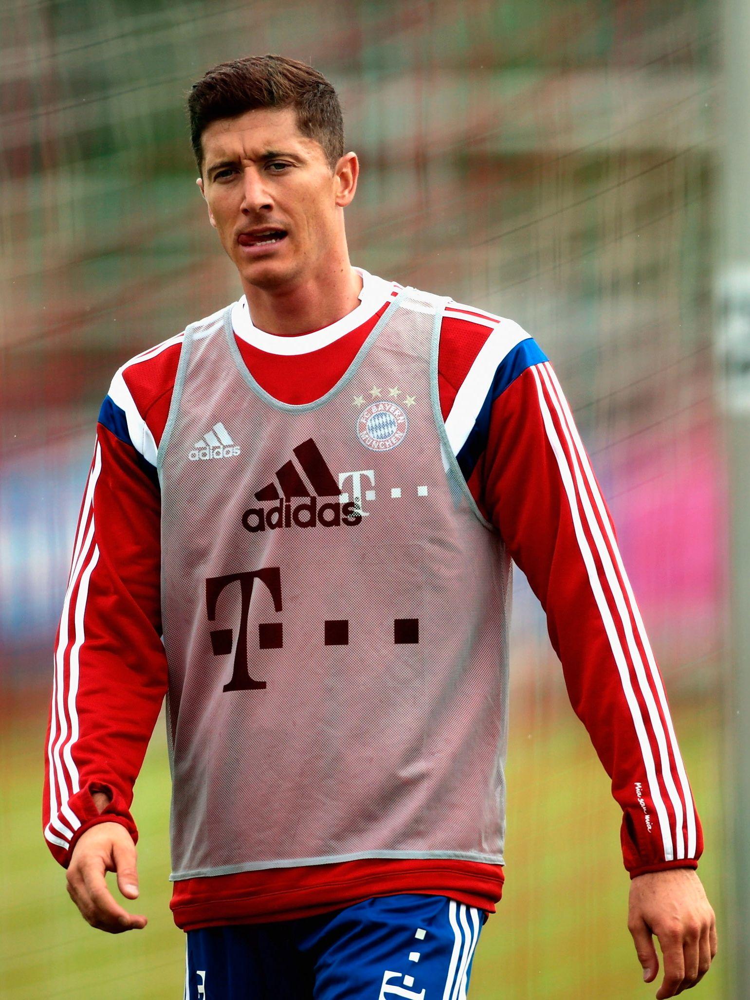 TOPPSCORER: Ingen scoret flere mål i EM-kvaliken enn Robert Lewandowski.