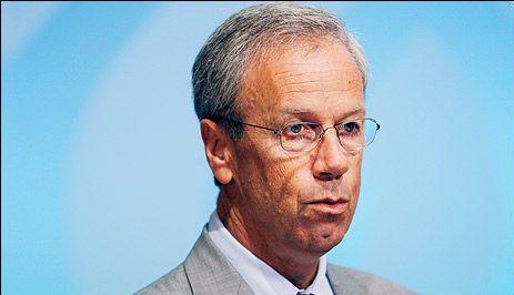 UENDRET: Sentralbankssjef Øystein Olsen i Norges Bank besluttet å holde renten uendret idag, men du kan fortsatt spare tusener på eget rentekutt.