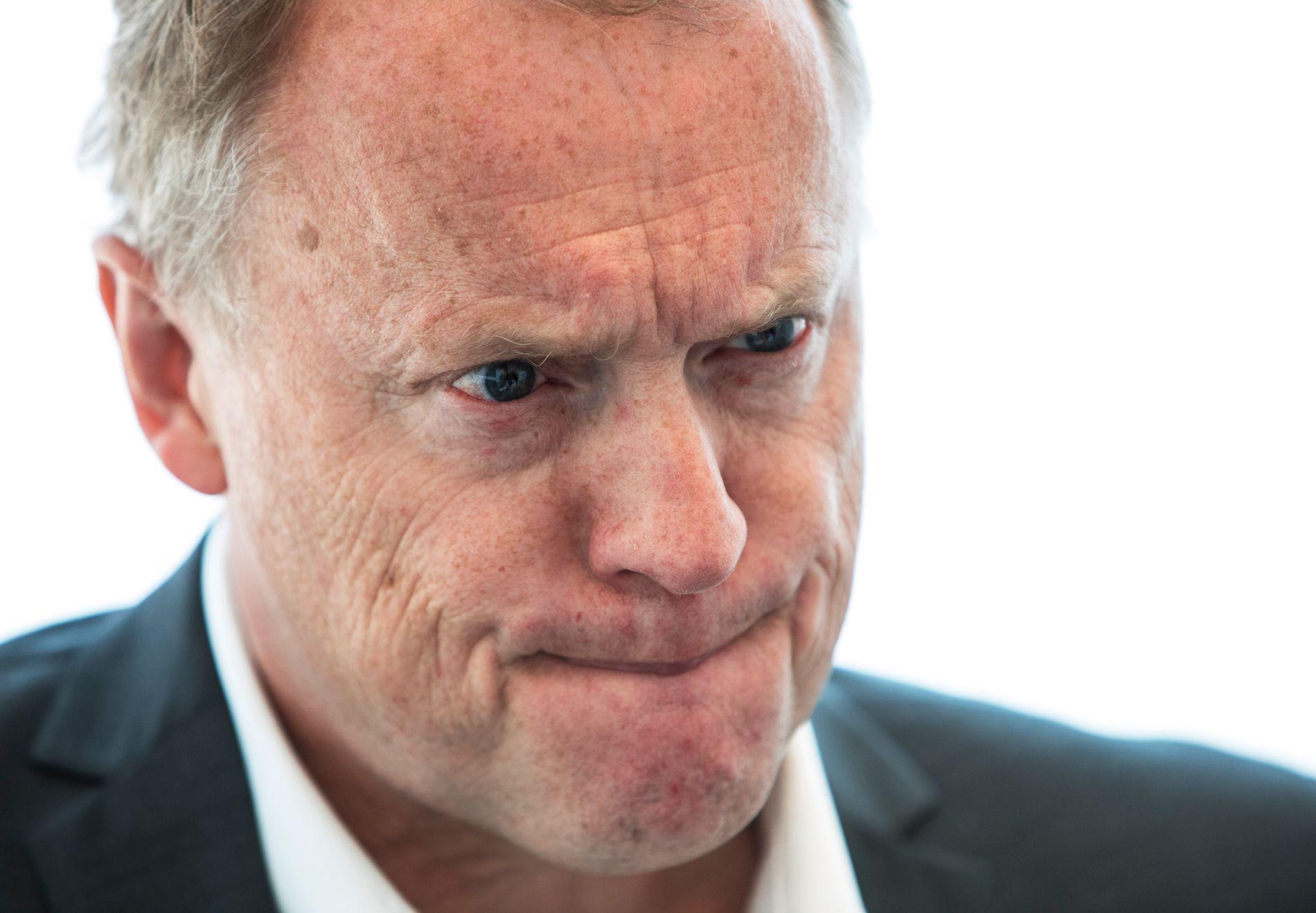 I BYPAKKEKNIPE: 19. juni kan byrådsleder Raymond Johansen slite med å få flertall for handlingsplanen for Oslopakke 3.
