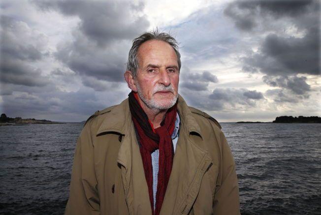 BOKAKTUELL: Jon Michelet er klar med sin fjerde bok i sagaen om norske sjøfolk.