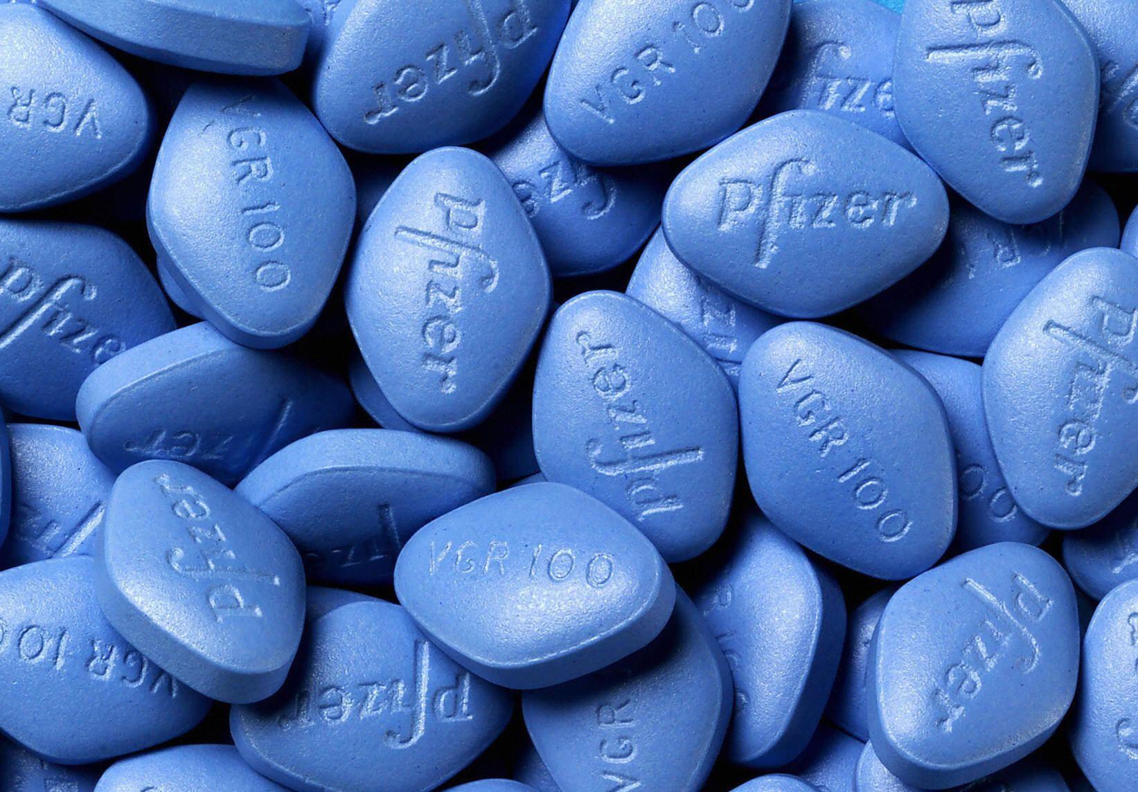 TIL MØDRE: De gravide kvinnene ble gitt medisinen sildenafil, som oftest selges som Viagra.