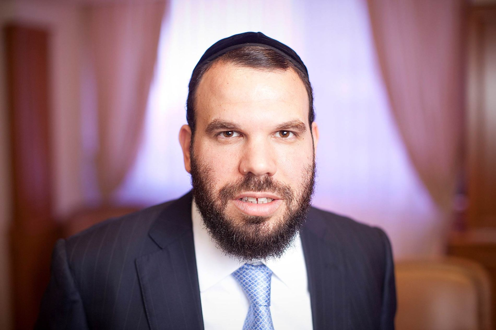 DIAMANTHANDLER: Dan Gertler.