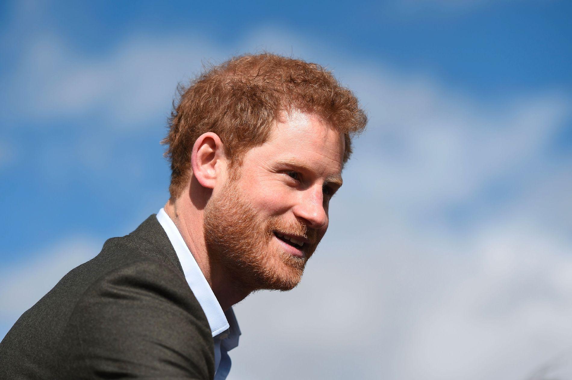 ÅPNER OPP: Prins Harry forteller at han unngikk å kjenne på sorgen etter tapet av sin mor, prinsesse Diana. Det tok ham mange år å innse at han trengte profesjonell hjelp.